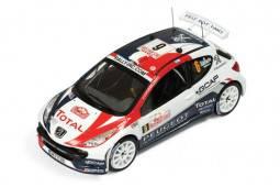 PEUGEOT 207 S2000 Nº6 J-J.Renucci-S.Sarrazin - 4th Rally Monte Carlo 2010