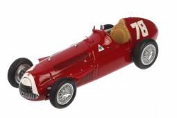 ALFA ROMEO Alfetta 159 - nº78 GP Alemania 1951 - P. Pietsch