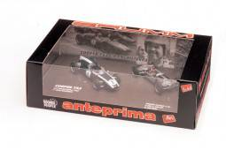 COOPER T53 - nº1 -1º GP Inglaterra 1960 - Jack Brabham