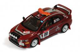 MITSUBISHI LANCER Evo X Nº00 H.Ichino-H.Miyoshi Rally Japan Safety Car 2008