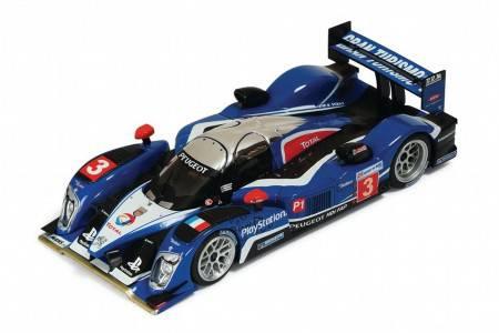 PEUGEOT 908 HDI - nº3 Le Mans 2010 - S. Bourdais /P. Lamy / S. Pagenaud