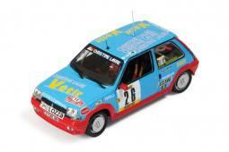RENAULT 5 GT TURBO Nº26 D.Grateloup-E.Mauffrey Rally Monte Carlo 1988