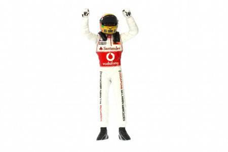 LEWIS HAMILTON - Vodafone McLaren Mercedes 2011