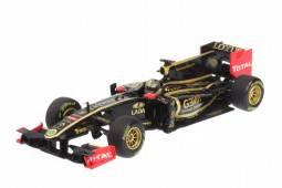 LOTUS Renault GP - nº9 Showcar 2011 - Nick Heidfeld - Edición Limitada 504 pcs.