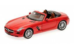 MERCEDES-Benz SLS AMG Roadster - 2011