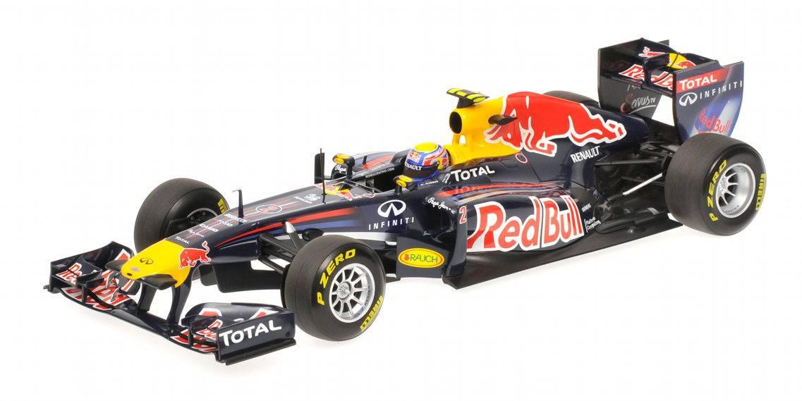 Red bull racing renault rb7 n 2 f1 2011 mark webber for Cascos motogp altaya