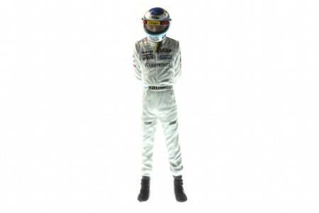 MIKA HAKKINEN - Campeón del Mundo - McLaren Mercedes 1999