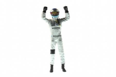 MIKA HAKKINEN - Campeon del Mundo - McLaren Mercedes 1999