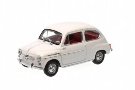 ABARTH 1000 Berlina Corsa - 1963