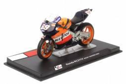 HONDA RC211V - nº69 MotoGP 2004 - Nicky Haydn