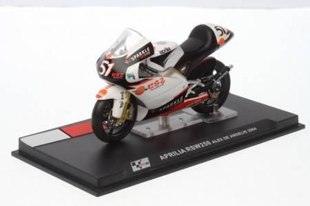 APRILIA RSW250 - nº51 250cc 2004 - Alex de Angelis