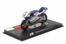 APRILIA RSW125 - nº55 125cc 2005 - Hector Faubel