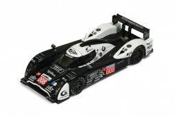 LOLA ASTON MARTIN Nº008 P. Ragues - V. Ickx - F. Mailleux LMP1 Le Mans 2010