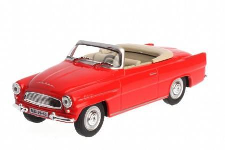 SKODA Felicia Roadster - 1964