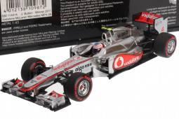 McLaren Mercedes Vodafone - nº4 - 1º GP Canada 2011 - Jenson Button