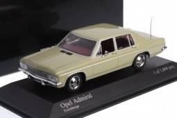 OPEL Admiral -1959 - Edición limitada 1008 pcs.