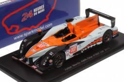 ASTON MARTIN AMR-One Gulf - nº007 Le Mans 2011 - S. Mucke / D. Turner / C. Klien