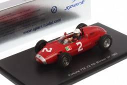 PORSCHE 718 - nº2 - 5º GP F1 Monaco 1962 - Jo Bonnier