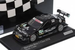MERCEDES C-Clas Team AMG-Mercedes - nº2 DTM 2011 - G. Paffet