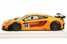 McLaren MP4-12C GT3 - nº58 24 horas de Spa 2011 - R. Bell / C. Goodwin / T. Mullen
