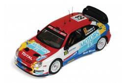 CITROEN Xsara WRC Nº68 Y. Muller - G. Mondesir Rally de Francia 2010