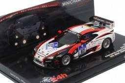LEXUS LFA Gazoo Racing - nº87 24h ADAC Nürburgring 2011 - Kinoshita / Wakisaka / Lotterer - Ed. Limitada 600 pcs.
