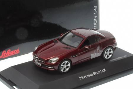 MERCEDES-Benz SLK R172 - 2011 - EDICION LIMITADA 500 pcs
