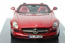 MERCEDES-Benz SLS AMG Roadster - 2011 - Edición PRO-R43 - EDICION LIMITADA 750 pcs