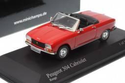 PEUGEOT 304 Cabriolet - 1972 - EDICION LIMITADA 1,056 pcs