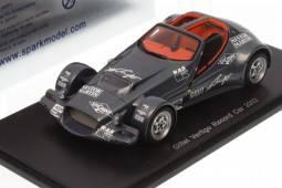 GILLET Vertigo 2002 - Record del Mundo 0-100 km/h en 3,25s