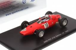 BRM P57 - n18 GP F1 Alemania 1964 - Giancarlo Baghetti