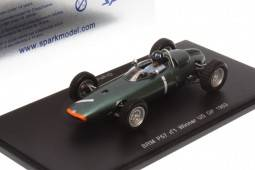 BRM P57 - nº1 - Ganador GP F1 USA 1963 - Graham Hill