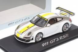 PORSCHE 911 GT3 RSR - Presentación 2011