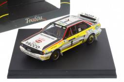 AUDI Quattro - N0.8 Tour de Corse 1984 - B. Darniche / A. Mahé