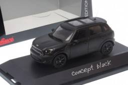"MINI COOPER S Countryman ""concept black"" - 2010 - EDICION LIMITADA 1,000 pcs"