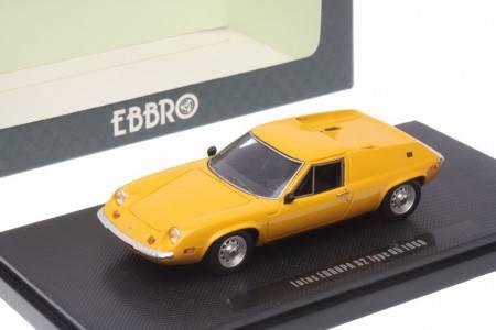 LOTUS EUROPA S2 Type 65 - 1969