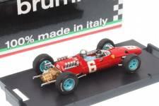 FERRARI 158 - No.6 12º GP F1 Italia 1965 - Nino Vaccarella