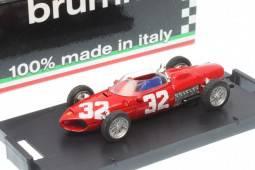 FEERRARI 156 - No.32 GP F1 Italia 1961 - Giancarlo Baghetti
