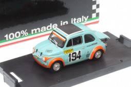 FIAT 595SS Abarth - No.194 Pieve Santo Stefano 1971 - Vincenzo Gattafoni