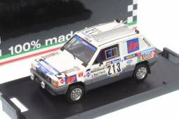 FIAT Panda 4x4 - No.213 Rally Dakar 1984 - C. Giraudo / P. Contegiacomo