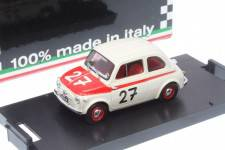 FIAT 500 Sport - No.27 12h Hockenheim 1958
