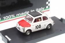"FIAT 595 Abarth - No.108 1º Copa Gallega ""Trofeo Italiano Turismo 1965"" - Leonardo Dürst"