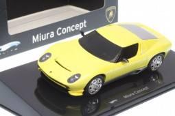 LAMBORGHINI Miura Concept - 2010 - EDICION LIMITADA 10,000 pcs