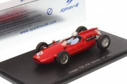 COOPER T53 - No.32 GP F1 Alemania 1961 - Lorenzo Bandini