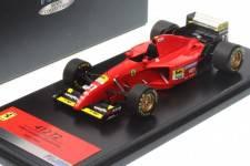 FERRARI 412 T2 F1 - No. 27 GP F1 Canada 1995 - Jean Alesi