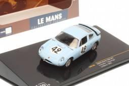 SIMCA Abarth 1300 - No.42 Le Mans 1962 - H. Oreiller / T. Spychiger