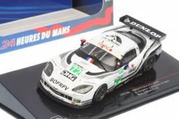 CORVETTE C6.R LMGT1 - No.72 2nd Le Mans 2010 - S. Gregoire / J. Policard / D. Hart