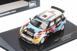 MINI Countryman S2000 - No.17 Rally Portugal 2011 - A. Araujo / M. Ramalho