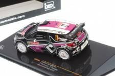 CITROËN DS3 WRC - No.11 Rally Monte Carlo 2012 - P. Merksteijn / E. Chevalier