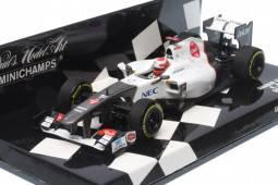"SAUBER F1 Team ""Showcar"" 2012 - No.14 K. Kobayashi - EDICION LIMITADA 1.008 pcs"
